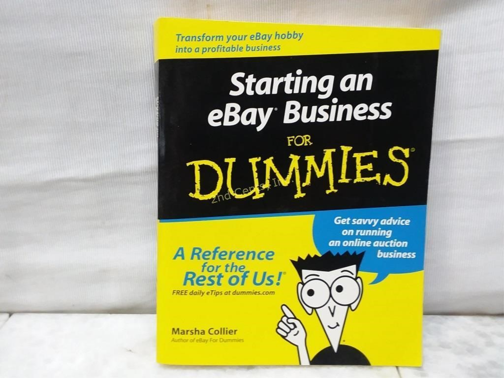Starting An Ebay Business For Dummies 2nd Cents Inc