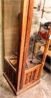 Rotating Gun Display Case / Cabinet