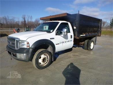 Used Dump Trucks For Sale In Md >> Ford F550 Dump Trucks For Sale 116 Listings Truckpaper
