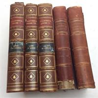 ANTIQUE LITERATURE, 1914/1916 NATIONAL GEOGRAPHIC