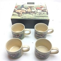 RALPH LAUREN THOROUGHBRED MUGS