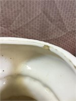 1970's McCoy Grandma Cookie Jar, has chip inside