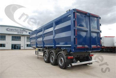 2021 LUCK STEEL BODY TIPPING TRAILER at TruckLocator.ie