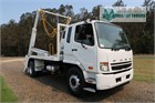 2015 Fuso Fighter 1627 FM Waste Disposal