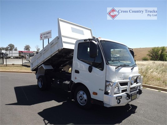 2016 Hino 300 617 Cross Country Trucks Pty Ltd - Trucks for Sale