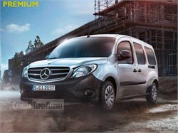MERCEDES-BENZ OTHER-109 CDI TOURER BASE N1  Nowy