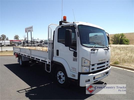 2010 Isuzu FRR500 Cross Country Trucks Pty Ltd  - Trucks for Sale