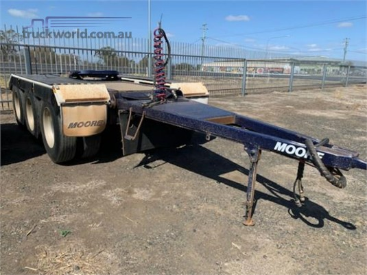 2016 Moore Dolly - Trailers for Sale