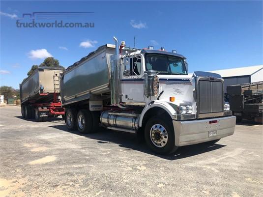 2010 Western Star 4800 Constellation Adelaide Truck Sales - Trucks for Sale