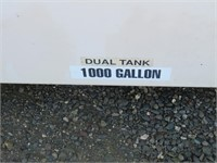 Fuel Tank with Three Chambers (500, 1000, 500)