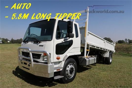 2014 Fuso Fighter 1627 - Trucks for Sale