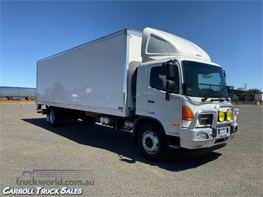 2014 Hino 500 Series 1728 GH Long Carroll Truck Sales Queensland - Trucks for Sale