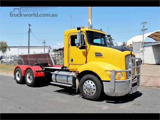 2011 Kenworth T403 - Trucks for Sale