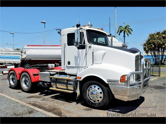 2007 Kenworth T401 - Trucks for Sale