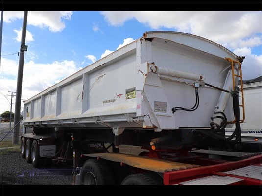 2011 Tristar ST3 - Trailers for Sale