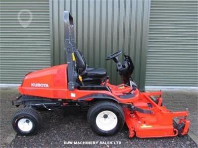 Used KUBOTA Farm Machinery for sale in the United Kingdom