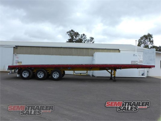 1985 Krueger Flat Top Trailer Semi Trailer Sales - Trailers for Sale