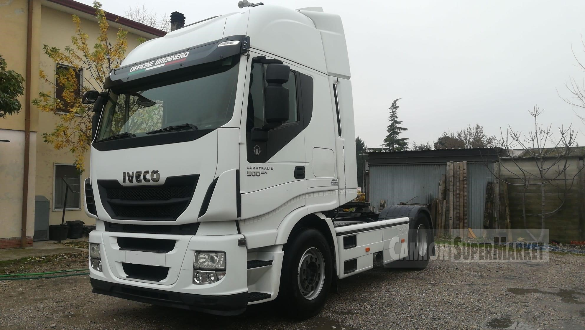 Iveco STRALIS 500 used 2013