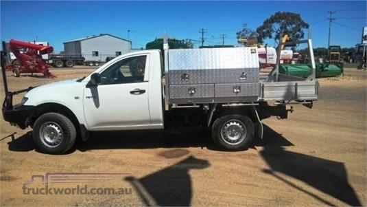 2012 Mitsubishi Triton Gl Mn - Light Commercial for Sale