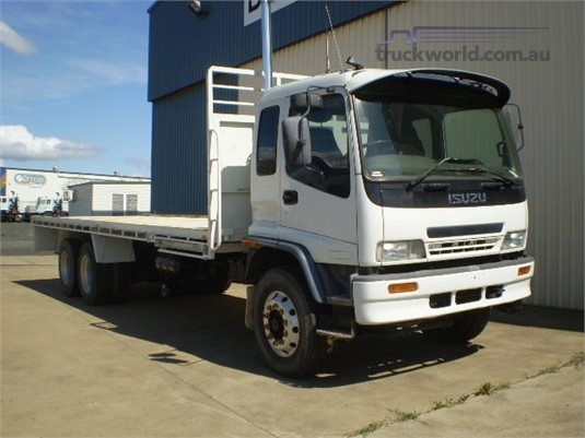 2004 Isuzu FVZ 1400 - Trucks for Sale