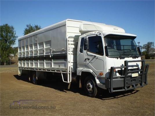 2016 Fuso FK600 - Trucks for Sale