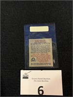 1949  Bowman Robin Roberts Rookie Card