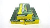 3- Boxes of Remington .243 WIN 80-grain PSP