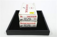 2- Boxes of Winchester .357 SIG 125-grain JHP