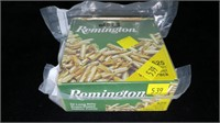 Box of Remimgton .22 LR hollow point cartridges,