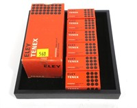 Lot, Eley Tenex .22 LR cartridges, 800 rounds