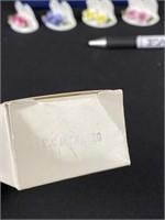 Aynsley Fine Bone China Place Card Holders