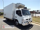 2013 Fuso Canter 615 Refrigerated
