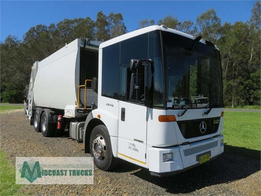 2013 Mercedes Benz Econic 2629 Midcoast Trucks - Trucks for Sale