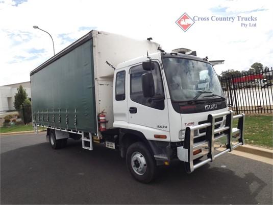 2004 Isuzu FRR525 Cross Country Trucks Pty Ltd  - Trucks for Sale