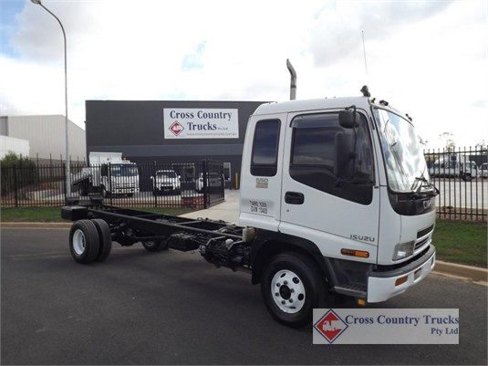 2006 Isuzu FRR Cross Country Trucks Pty Ltd  - Trucks for Sale