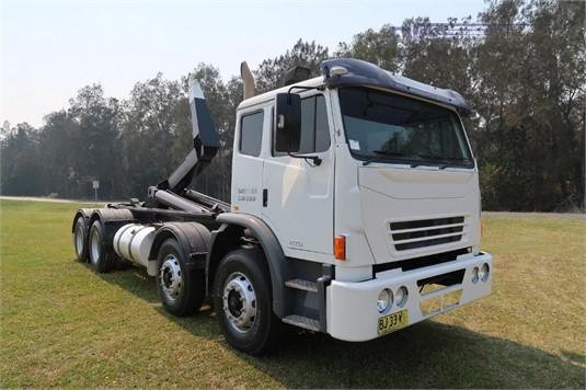 2010 Iveco Acco 8x4 - Trucks for Sale