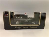 Town or Elmira Liberty Classics Die Cast Police Se