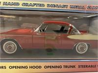 Motor City Classic 1:18 Scale Die Cast Car