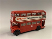 Early BTA Advertised British Bus