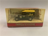 Matchbox Lindt Chocolate Delivery Truck 1:39 Scale