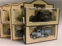 Large Lot-Days Gone By Die Cast Collector Trucks