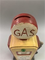 Gas Station Novelty Coin Bank