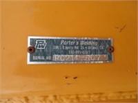 20' Porter 3pt Heavy Duty Chisel