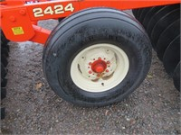 8' Industrias America Hydraulic Wheel Disc (Absent