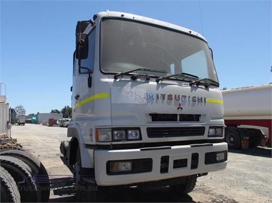 2004 Mitsubishi Fuso FV500 - Trucks for Sale