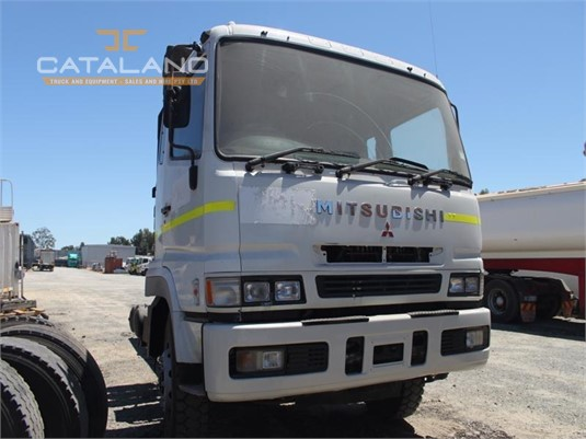 2004 Mitsubishi Fuso FV500 Catalano Truck And Equipment Sales And Hire - Trucks for Sale
