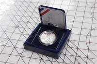 Jamestown 400th Anniversary Coin
