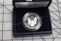 American Silver Eagle 2002