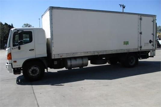 2010 Hino 500 Series 1727 GH - Trucks for Sale