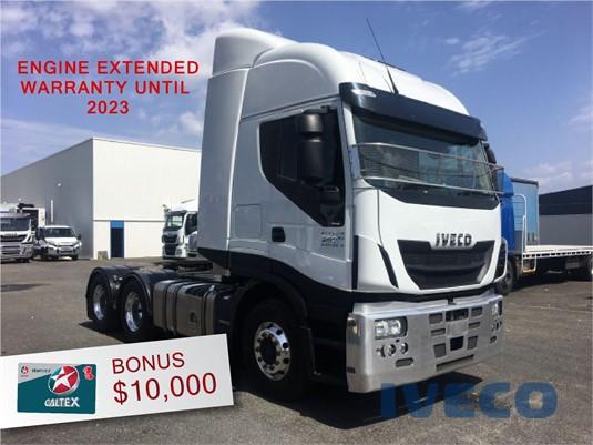 2018 Iveco Stralis 560 Iveco Trucks Sales  - Trucks for Sale